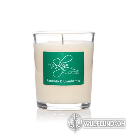 PIMENTO & CRANBERRIES VOTIVE CANDLE