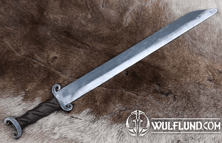 VIKING SWORD PETERSEN TYPE G - LONG SEAX