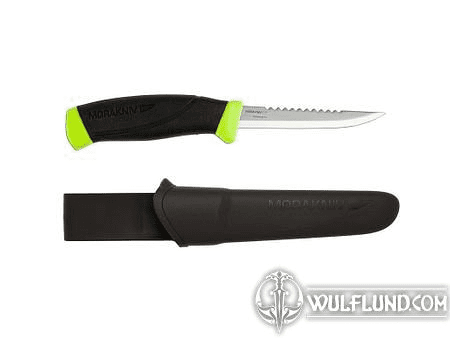 MORAKNIV KNIFE FISHING COMFORT SCALER 098