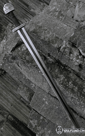 HELGI, VIKING SWORD, SHARP REPLICA
