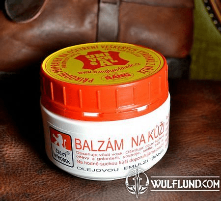 WAX LEATHER BALM UNIVERSAL 200 G