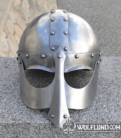 RE-ENACTMENT VIKING HELMET I