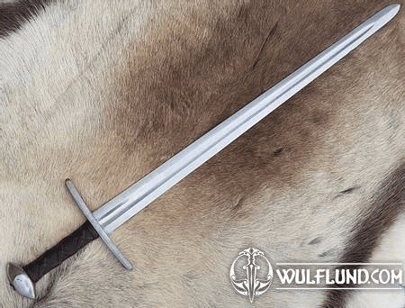 ULFHEDNAR, EARLY MEDIEVAL SWORD, SHARP REPLICA