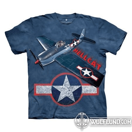 HELLCAT - AIRPLANE T-SHIRT THE MOUNTAIN