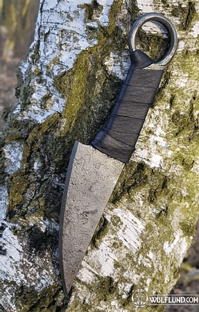 COMGAL, HAND FORGED CELTIC KNIFE