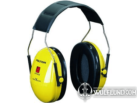 PELTOR OPTIME 3M PELTOR H510A-401-GU OVER-THE-HEAD EARMUFFS