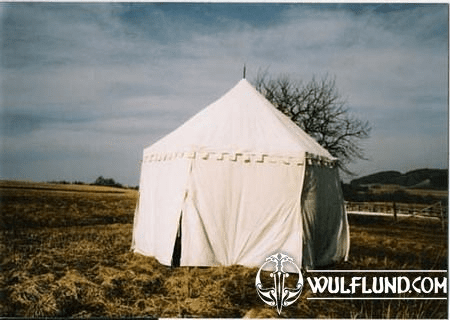 GOTHIC HISTORICAL TENT