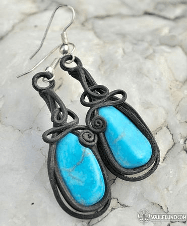 TYRKENITE EARRINGS