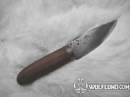 LITTLE FORGED KNIFE