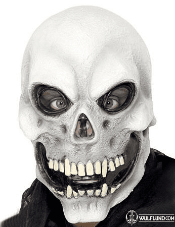 SKULL MASK, COSTUME RENTAL