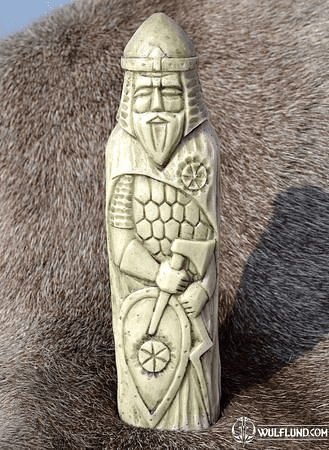 PERUN, SLAVIC GOD, ARTIFICIAL STONE