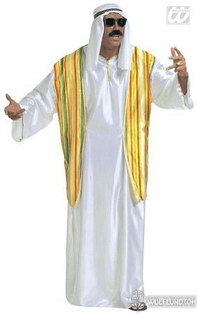 ARABIAN SHEIK - COSTUME RENTAL