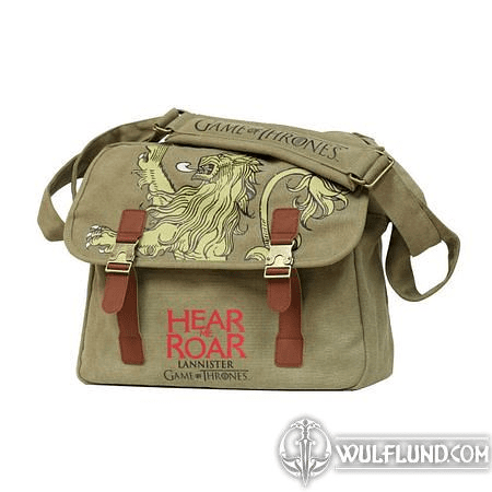 GAME OF THRONES, HEAR ME ROAR, SHOULDER BAG