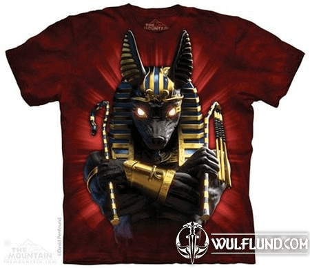 ANUBIS SOLDIER - WARRIOR, T-SHIRT THE MOUNTAIN
