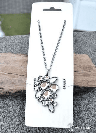 CORVA, HAND MADE NECKLACE