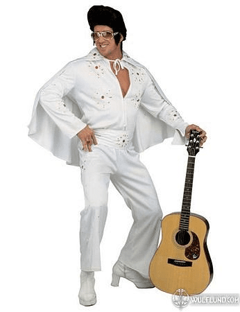 ELVIS - COSTUME RENTAL