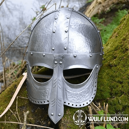 LOKE, CASQUE DE VIKING