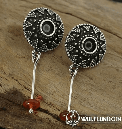 ROMAN EMPIRE EARRINGS, REPLICA