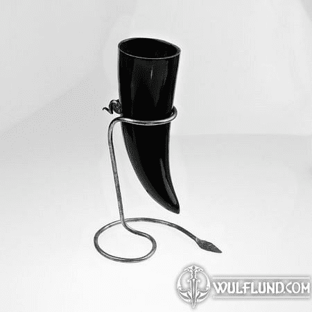 STAND FOR DRINKING HORN