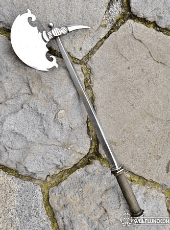 GERMAN HORSEMAN'S AXE, HAMMER, REPLICA