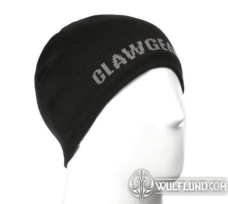 HEADGEAR CG BEANIE CLAWGEAR, BLACK