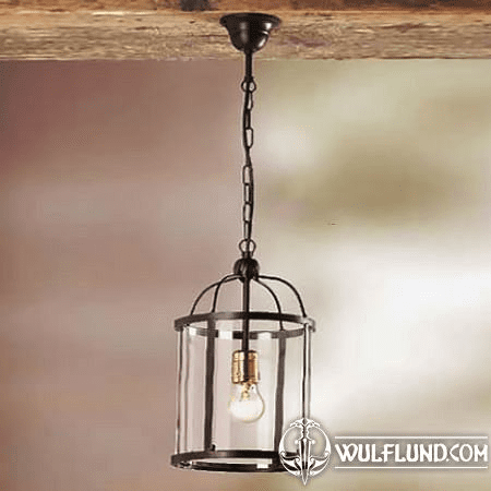 FERRUM IRON WALL LAMP 2049-1