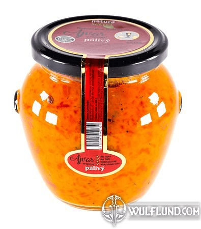 AJVAR SPICY - NATURA SECRET - 540 G