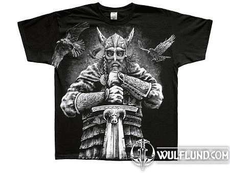 VIKING WARRIOR, T-SHIRT