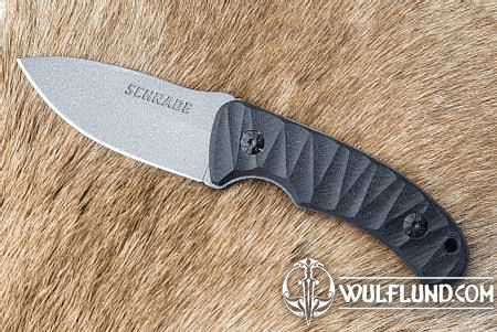 KNIFE SCHF57 FIXED BLADE, SCHRADE