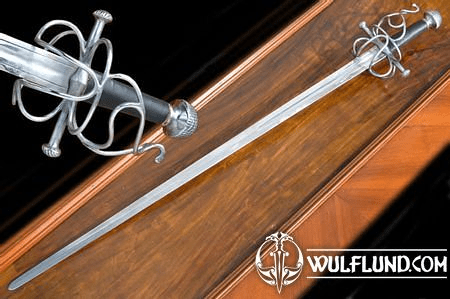 MAURICE, BLUNT RAPIER FOR HISTORICAL FENCING