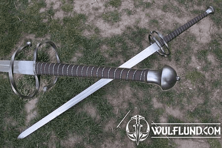 LANDSKNECHT SWORD TWO-HANDED