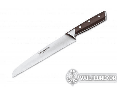 BÖKER MANUFAKTUR FORGE WOOD BREAD KNIFE