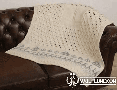 WILD ATLANTIC MERINO THROW