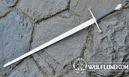 RENAISSANCE ONE AND A HALF SWORD, BATTLEREADY REPLICA