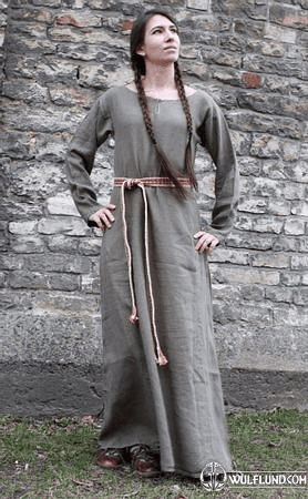 LONG SHIRT - COMMON MEDIEVAL STYLE