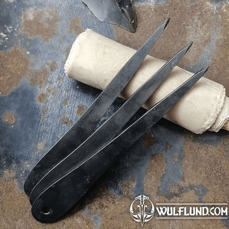 VENGEANCE SLIM (BEGINNER'S SET) THROWING KNIVES, SET OF 3
