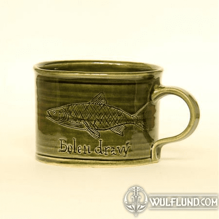 MUG FOR FISHERMAN ASP FISH