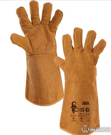 WELDING GLOVES, SIZE 11