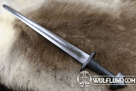 GARTH - VIKING SWORD, ETCHED AND BLUNT