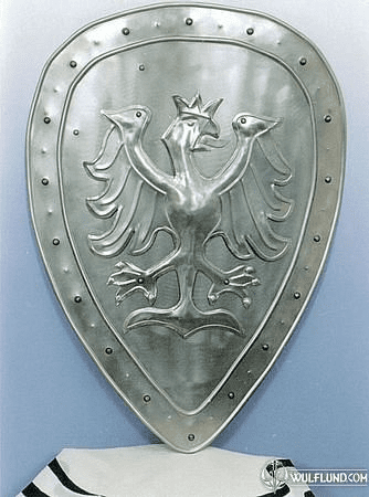 DECORATIVE SHIELD - EAGLE