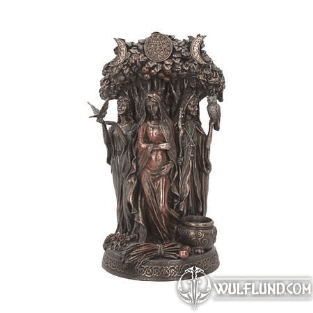 MAIDEN, MOTHER CRONE 27CM FIGURINE