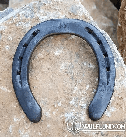 OLD HORSESHOE FOR LUCK