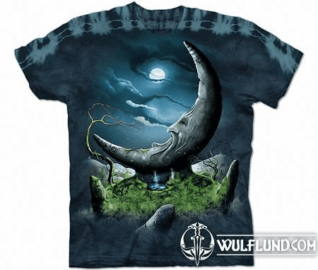 MOONSTONE, THE MOUNTAIN, T-SHIRT