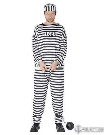 PRISONER - COSTUME RENTAL