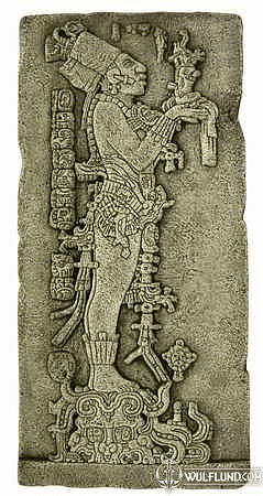 RELIEF FROM A CROSS TEMPLE