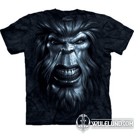 BIGFOOT, THE MOUNTAIN, T-SHIRT