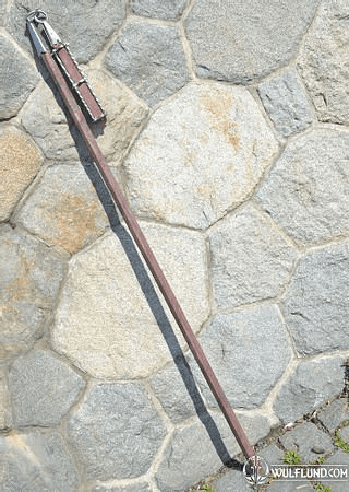 FLAIL, HUSSITE WAR WEAPON, REPLICA, XV. CENTURY