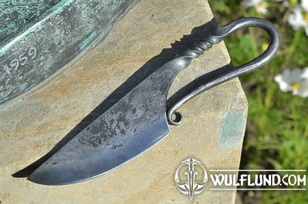 TROLL, FORGED VIKING KNIFE