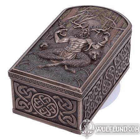 SECRETS OF CERNUNNOS, KEEPSAKE BOX