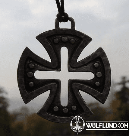TEMPLAR CROSS, PENDANT, TEMPLAR CROSSESS